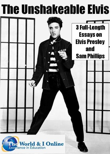 Download The Unshakeable Elvis (English Edition) B005OZ7C6Q