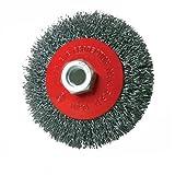 Silverline 277852 - Cepillo circular de acero cardado (100 mm)