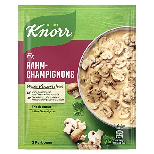 Knorr Fix Rahm-Champignons 2 Portionen (1 x 33 g)