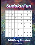 Sudoku Fun: Have fun with these easy level Sudoku puzzles - Volume One