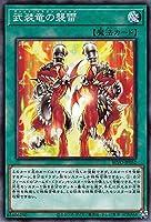 武装竜の襲雷 ノーマル 遊戯王 ブレイジング・ボルテックス blvo-jp052