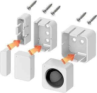 Wyze Sensor Mounting Bracket,Screw Mount Solution for Wyze Sense Starter Kit,Qunions Specific Holder for Wyze Motion Senso...