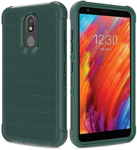 AMENQ Case for LG Aristo 4 Plus Case for LG Journey LTE L322DL Escape Plus LM X320 Tribute Royal product image