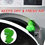 Laundry Door Post - Washer Set Lasso Let the Air circulation Washing machine keeps Dry and Fresh Air, Reduce...