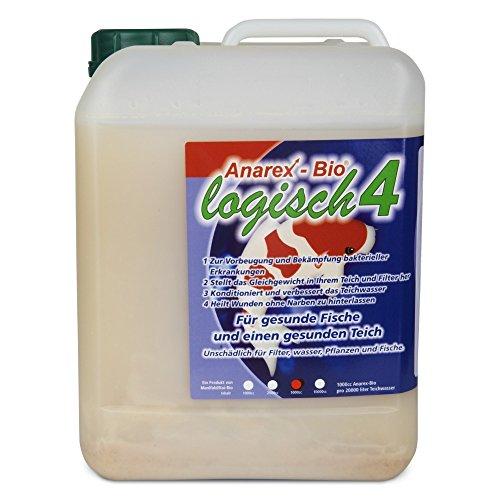 Anarex Bio logisch 4 Milchsäurebakterien 5 Liter Koi Filter