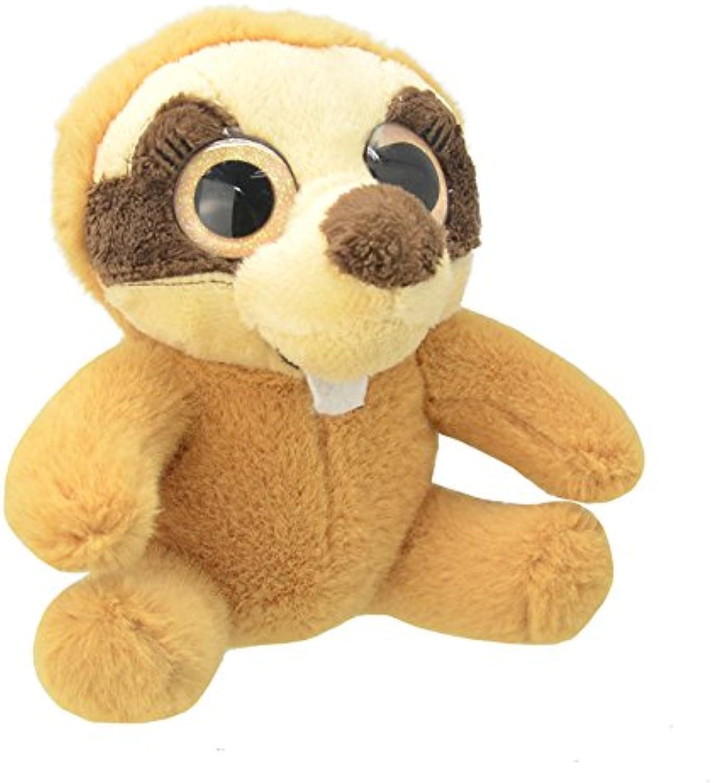 Wild Planet 15 cm Plush Sloth Bear
