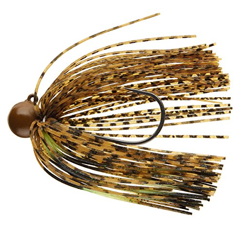 Daiwa Tournament Rubber Jig SS RH 7g Brown/yellow
