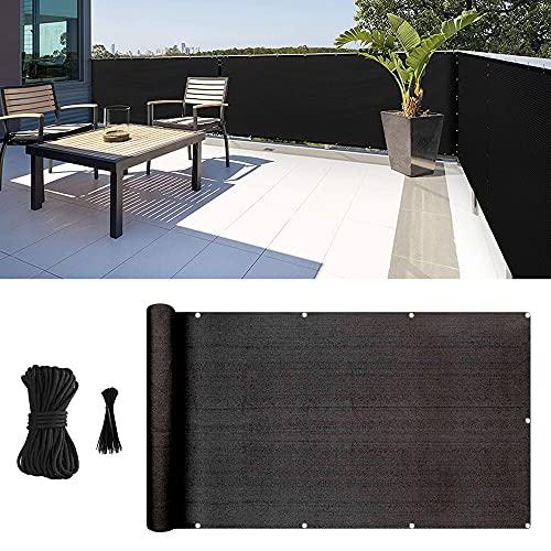 La Mejor Recopilación de Privacidad de balcón y pantallas protectoras los 10 mejores. 3