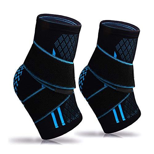 U-Pick Plantar Fasciitis Ankle Brace Socks (Pair)