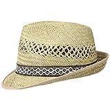 Sombrero Gorro De Mujer Hombre Sombrero Mujeres Hombres Hombre y Mujer Unisex Sombrero De Paja Sombrero de rafia cosecha sombrero verano sombrero sombrero Caribe sombrero sombrero de playa vacaciones sombrero beige Medium