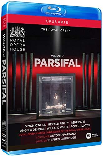 Wagner: Parsifal (Royal Opera House, 2014) [Blu-ray]