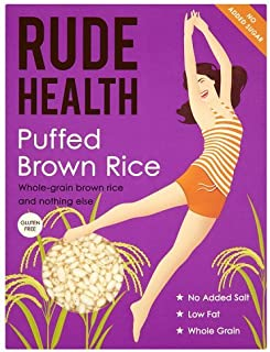 Rude Health - Puffed Brown Rice - 225g