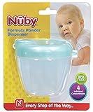 Nuby Formula Powder Dispenser - Mint, one Size