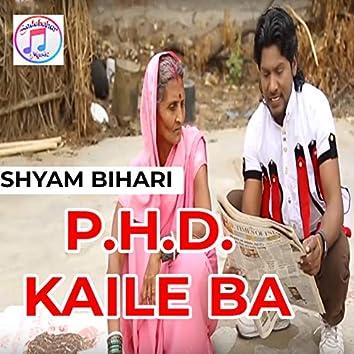 P.H.D. Kaile Ba