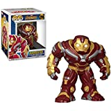 Funko Hulkbuster Deluxe POP! Marvel x Avengers - Figura de vinilo Infinity War + 1 paquete oficial de Marvel [#294]