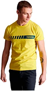 Superdry Men's Core Logo Sport Stripe Casual Shirt