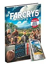 Far Cry 5 - Official Collector's Edition Guide de David Hodgson