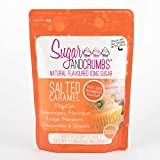 Sugar and Crumbs Azucarero y migas salado caramelo glaseado azúcar 500 g