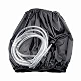 Hanperal Air Conditioner Dust Washing Waterproof Cover, Split Air Conditioning Service Bag with Water Pipes