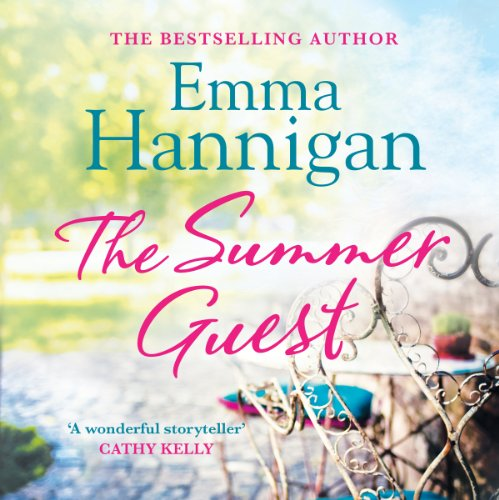 The Summer Guest audiobook cover art