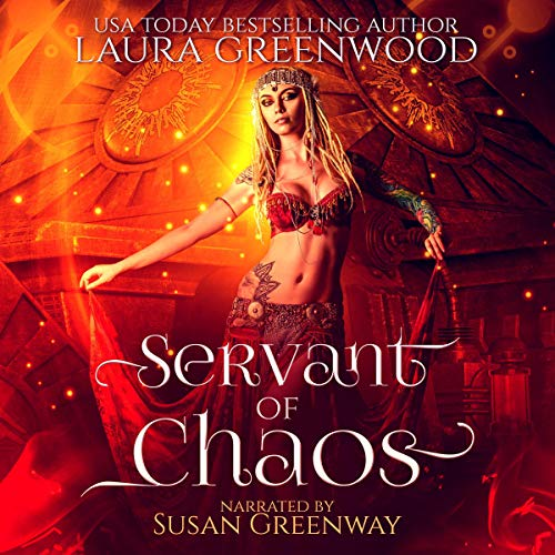 Servant of Chaos cover art