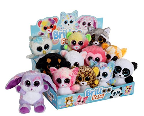 Gipsy–brilloo Pets 13cm–Assortiment, 55401