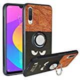Alapmk Compatible with Xiaomi Mi A3,[Pattern Design] with