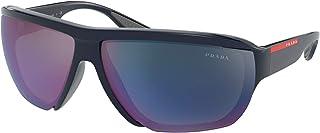 Prada - Sport Hombre gafas de sol PS 09VS, VY701G, 72