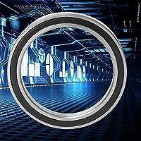 密閉型ボール ベアリング、広く使用されているボール ベアリング、マシニング センターの産業用アプリケーション向けの機能的なコンパクトなサイズの安定性
