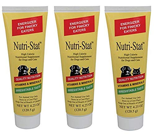 Nutri-cal High Calorie Nutritional Supplement for Dogs  4.25 Ounce (Pack of 3)