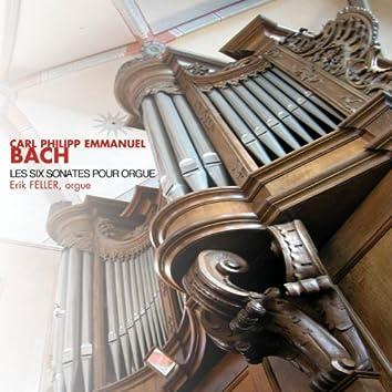 C.P.E. Bach : Les 6 Sonates pour orgue