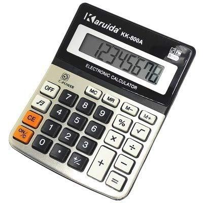HaiMa Calculadora Kk-800A Herramienta