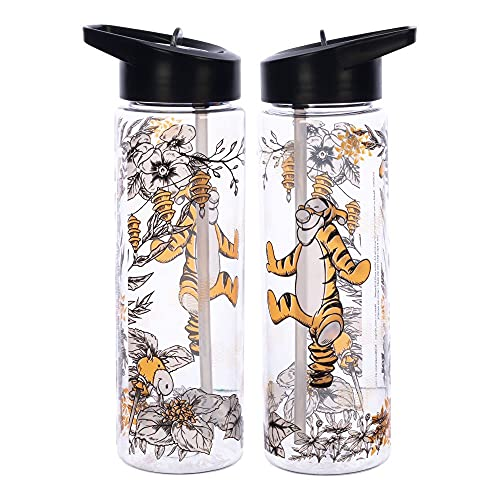 Disney Tigger 24 oz. UV Single-Wall Tritan Water Bottle