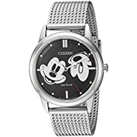 Citizen FE7060-56W Unisex Mickey Mouse Watches