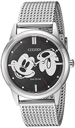 Citizen Eco-Drive Disney Mickey Mouse Watch  $177 at Amazon
