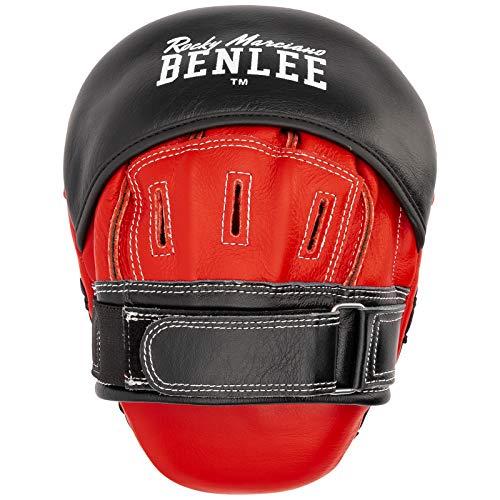 Benlee Pratzen Leder Tucson, Größe:one Size, Farbe:Black/red