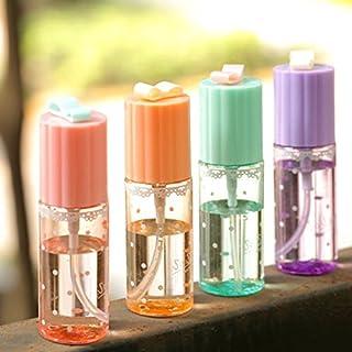 35ml Kleurrijke Spray Fles Parfum Pen Draagbare Plastic Vloeibare Mist Spray Lege Cosmetische Containers Parfum Verstuiver...