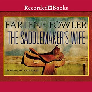 The Saddlemaker's Wife audiobook cover art