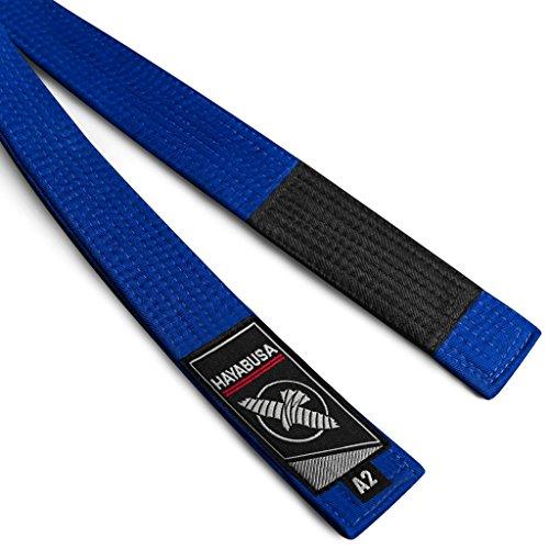 Hayabusa 2.0 Adult Jiu Jitsu Belt - Blue, A3