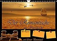Der Romantische aus Mausopardia (Wandkalender 2022 DIN A4 quer): Der Romantische mit Bildern zum Traeumen und kleiner Pinnwand! (Monatskalender, 14 Seiten )