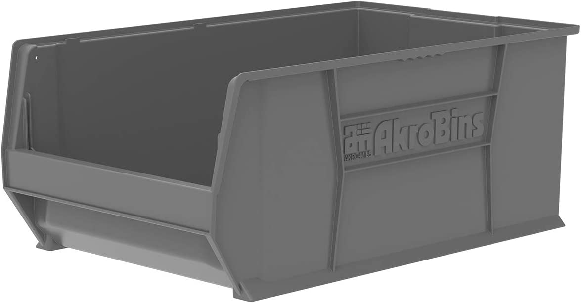 Akro-Mils 30290 Max 87% OFF Super-Size OFFicial store AkroBin Storage Stackable Heavy Duty