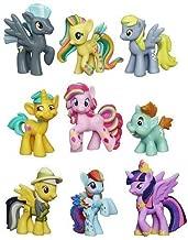My Little Pony Friendship Is Magic Minis Set of 9 - Daring Pony Story, Ponyville Newsmaker & Soaring Pegasus