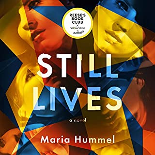 Still Lives audiobook cover art