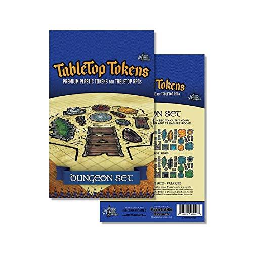 Tabletop Tokens - Dungeon Set