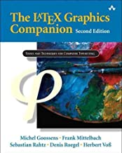 [(The LATEX Graphics Companion: Illustrating Documents with TEX and Postscript )] [Author: Michel Goossens] [Sep-2007]
