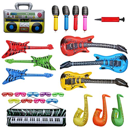 ONEEW Inflatable Instruments, 25...