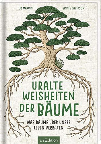 Buchseite und Rezensionen zu 'Uralte Weisheiten der Bäume: Was Bäume über unser Leben verraten' von Liz Marvin