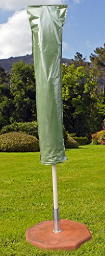 Chalet et Jardin - B30*30*160-90-V - Housse de Protection pour Parasol