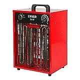 STIER Basic Heizlüfter 9,0 kW 1150 m³/h