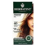 Permanent Herbal Haircolor Gel 135